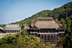 Kiyomizu-dera, Kyoto Lizenzfreie Stockbilder