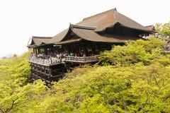 Kiyomizu-dera Stock Images