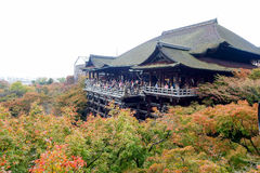 Kiyomizu-dera Royalty Free Stock Photos