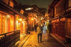 Kiyomizu-dera, offiziell Otowa-San Kiyomizu-dera ist ein independ Lizenzfreie Stockfotografie