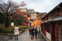 Kiyomizu-dera, offiziell Otowa-San Kiyomizu-dera ist ein independ Stockbilder