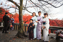 Kiyomizu-dera, offiziell Otowa-San Kiyomizu-dera ist ein independ Stockfotografie