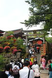 Kiyomizu-Dera temple, Japan Stock Photography