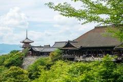 Kiyomizu-dera Royalty Free Stock Photography