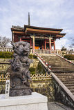 Kiyomizu Dera Royalty Free Stock Photography