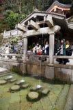 Kiyomizu-dera temple Stock Photography