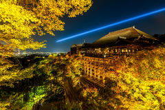 Kiyomizu-dera Temple Stock Photo
