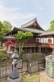 Kiyomizu Kannon寺庙在上野,东京,日本 图库摄影