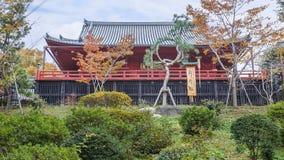 Kiyomizu Kannon-do Temple at Ueno Park Stock Photography
