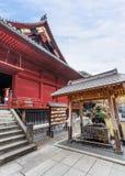 Kiyomizu Kannon-do Temple at Ueno Park in Tokyo Royalty Free Stock Photo