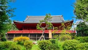 Kiyomizu Kannon tempel - Tokyo - Japan Royaltyfria Foton