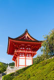 Kiyomizu temple Royalty Free Stock Photography