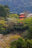 Kiyomizu Temple Stock Photo