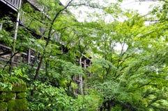 Kiyomizu Temple Royalty Free Stock Photo