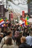 Kiyomizu-Zaka οδός, Κιότο Στοκ Εικόνες