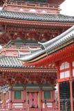 Kiyomizudera imagenes de archivo