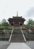 Kiyomizudera Temple in Kyoto Royalty Free Stock Image