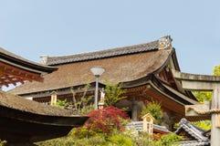 Kiyomizudera temple Stock Photography