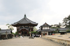 Kiyomizudera Temple in Kyoto, Japan Royalty Free Stock Images