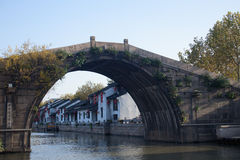 Kiyona bridge Royalty Free Stock Images