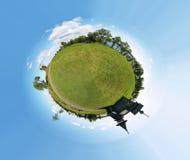 kizhi νησιών μικρό Στοκ Φωτογραφία