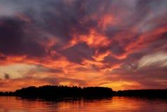 Kizhi Insel lizenzfreies stockbild
