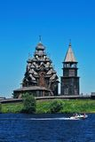 Kizhi island Royalty Free Stock Photography