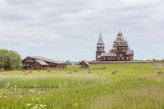 Kizhi island, Karelia, Russia. Kizhi island, Karelia, north of Russia royalty free stock photography