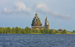 Kizhi island Royalty Free Stock Photos