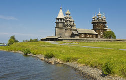 Kizhi island Stock Photo