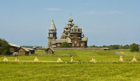 Kizhi island Royalty Free Stock Photos
