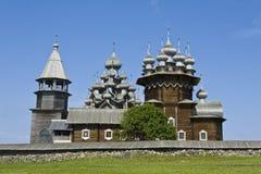Kizhi, Rusia Imágenes de archivo libres de regalías