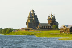 Kizhi, Russia Stock Photo