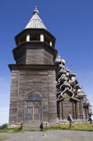 Kizhi, Russia. The Bell Tower Royalty Free Stock Images