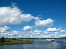 kizhi s Onega archipelagu Obrazy Royalty Free