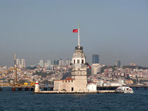 Kizkulesi - Estambul Fotos de archivo