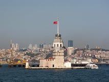 Kizkulesi - Istambul Fotos de Stock
