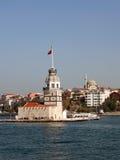 kizkulesi istanbul Стоковое Фото