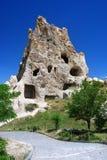 kizlar μοναστήρι Τουρκία cappadocia goreme Στοκ εικόνα με δικαίωμα ελεύθερης χρήσης