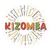 Kizomba illustration libre de droits