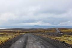 Kjölur Highland Route Stock Photography