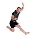 KJ Jumping 2 Stock Images