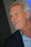 Kjeld Jacho Jorgensen, directeur et Président Billund international aéroport Images libres de droits
