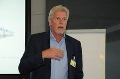 Kjeld Jacho Jorgensen,Director and CEO Billund int.airport Stock Images