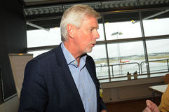 Kjeld Jacho Jorgensen,Director and CEO Billund int.airport Royalty Free Stock Photography
