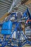 Kjeller pk x-1直升机 免版税图库摄影