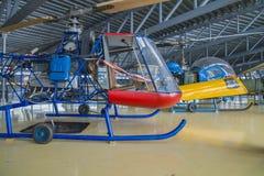 Kjeller pk x-1 helicopter Royalty Free Stock Photography