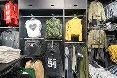 KK购物中心 免版税图库摄影