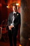 klädd personwell Royaltyfri Fotografi
