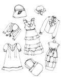 kläder Royaltyfri Bild